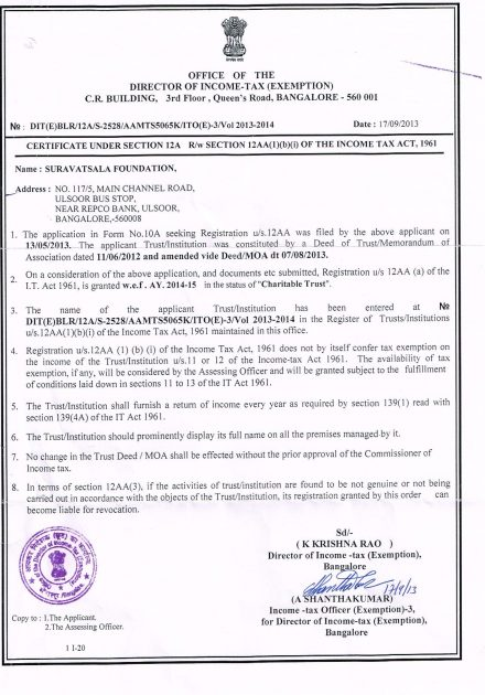 TRUST CERTIFICATE 12-A-page-001
